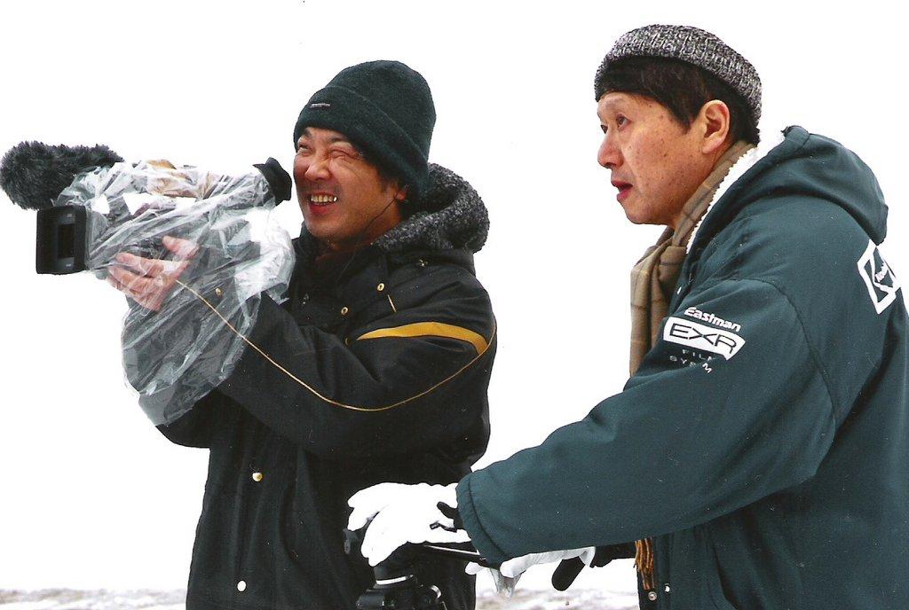 第1弾 小林茂監督 ドキュメンタリー映画「風の波紋—雪国から」(仮題)製作中!