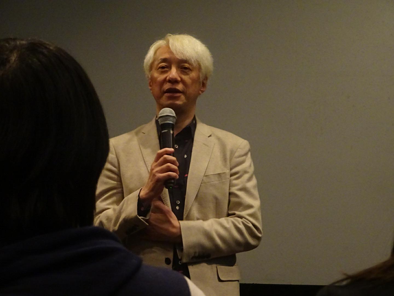 4/7(土)「星くず兄弟の新たな伝説」手塚眞監督が来館しました!