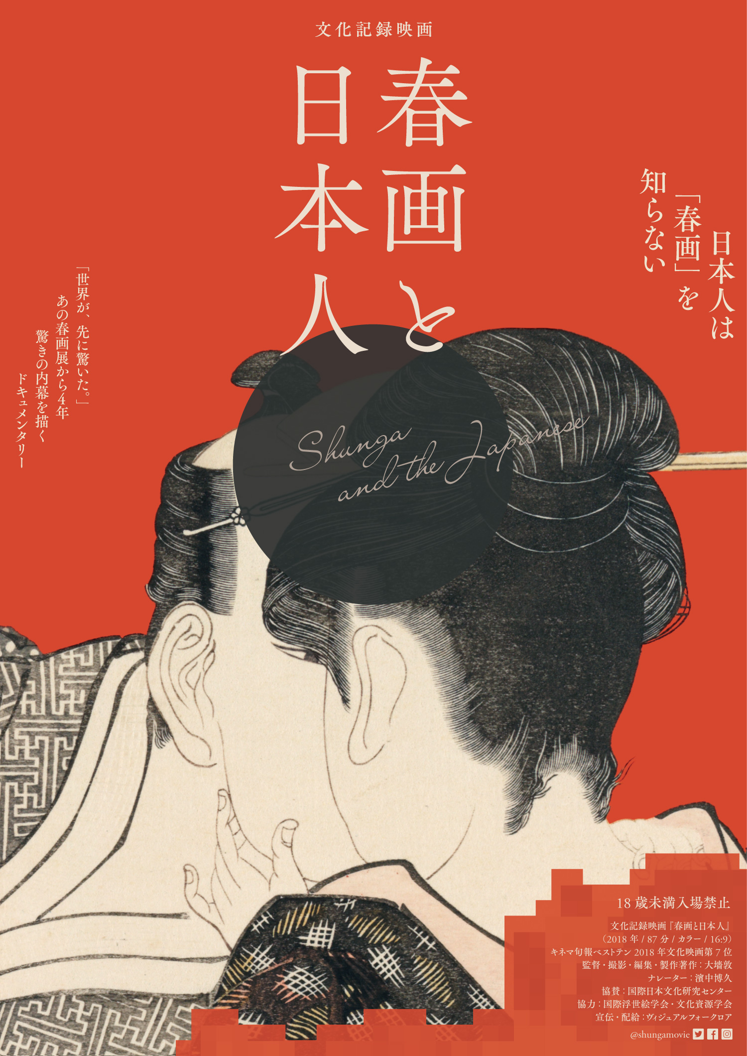 世界が先に、驚いた。『春画と日本人』