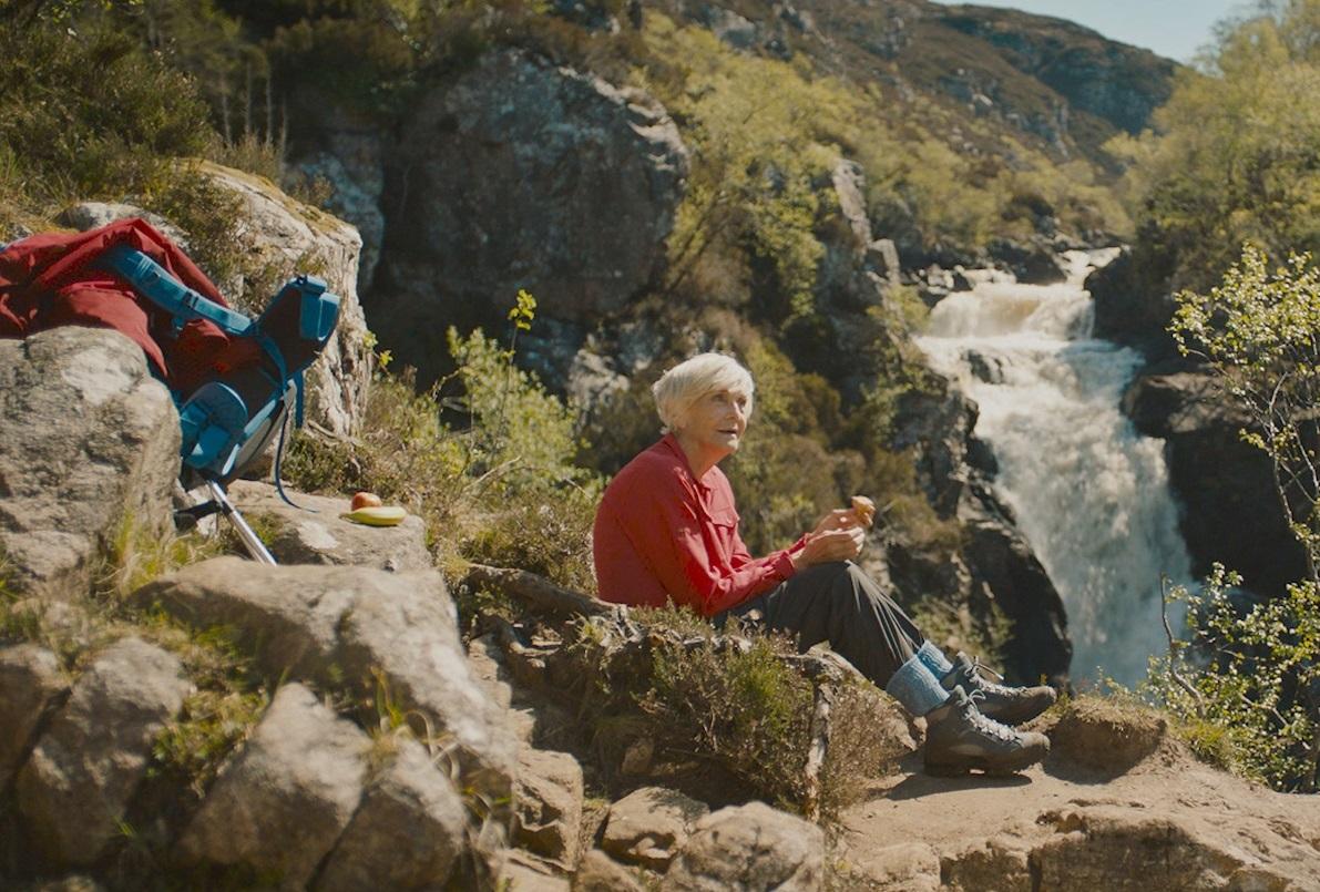 イーディ、83歳 はじめての山登り